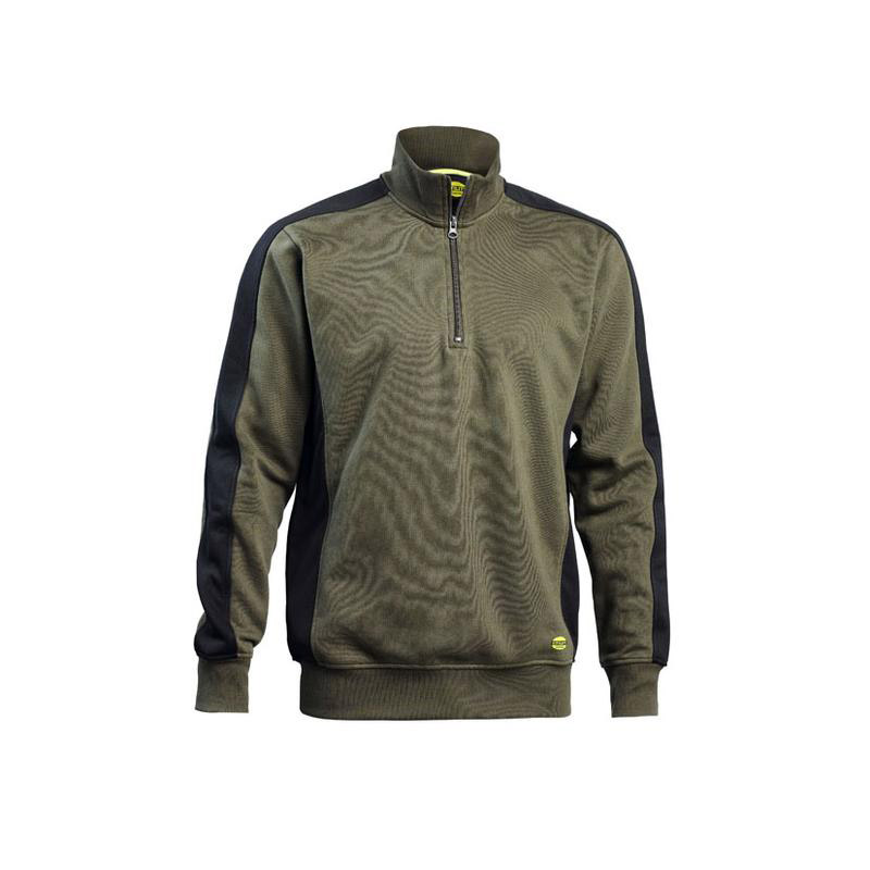 Felpa Mezza Zip Diadora SWEAT HZ EAGLE-SWEATSHIRT 702.161156