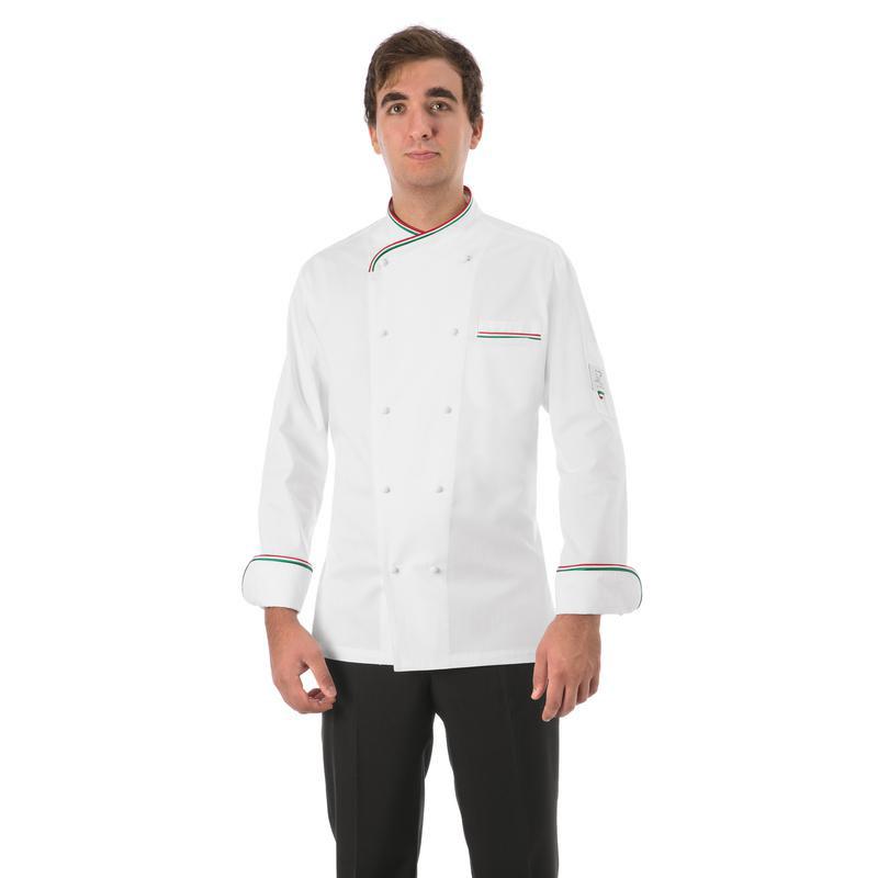 8980c345e2 Giacca da cuoco o chef: abbigliamento per la ristorazione - Best Safety