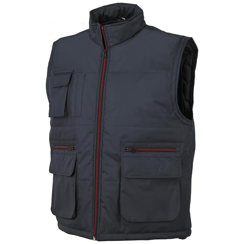 Gilet Multitasca Ring - Blu Issa 04027
