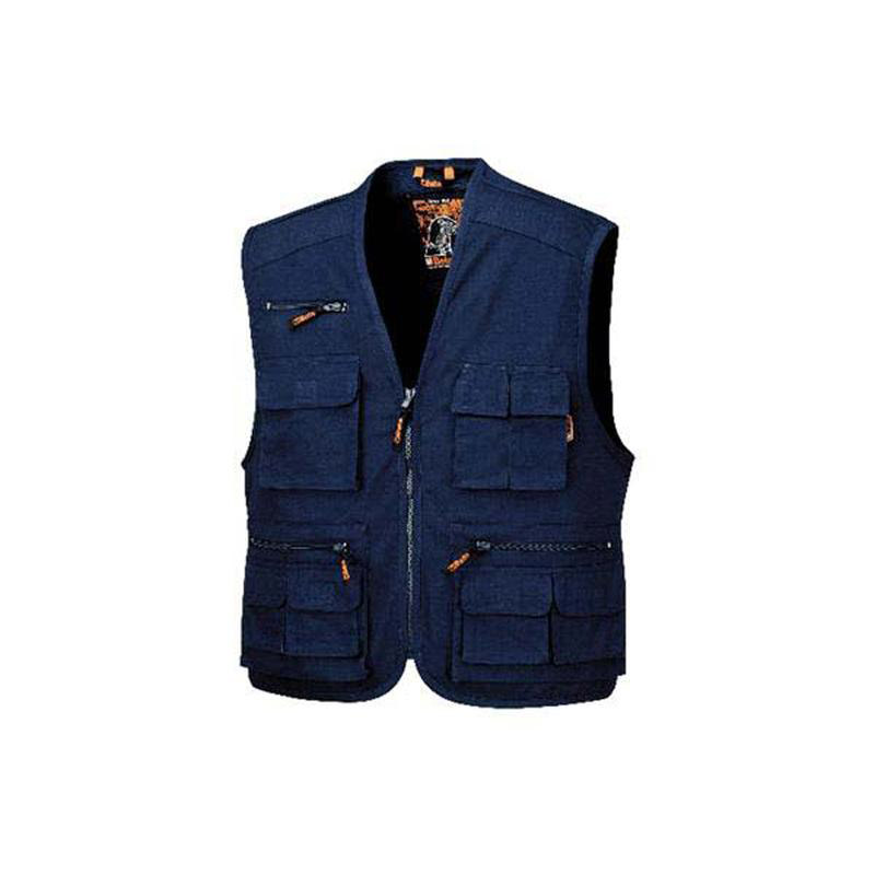 Gilet Beta Multitasche Leggero 7555