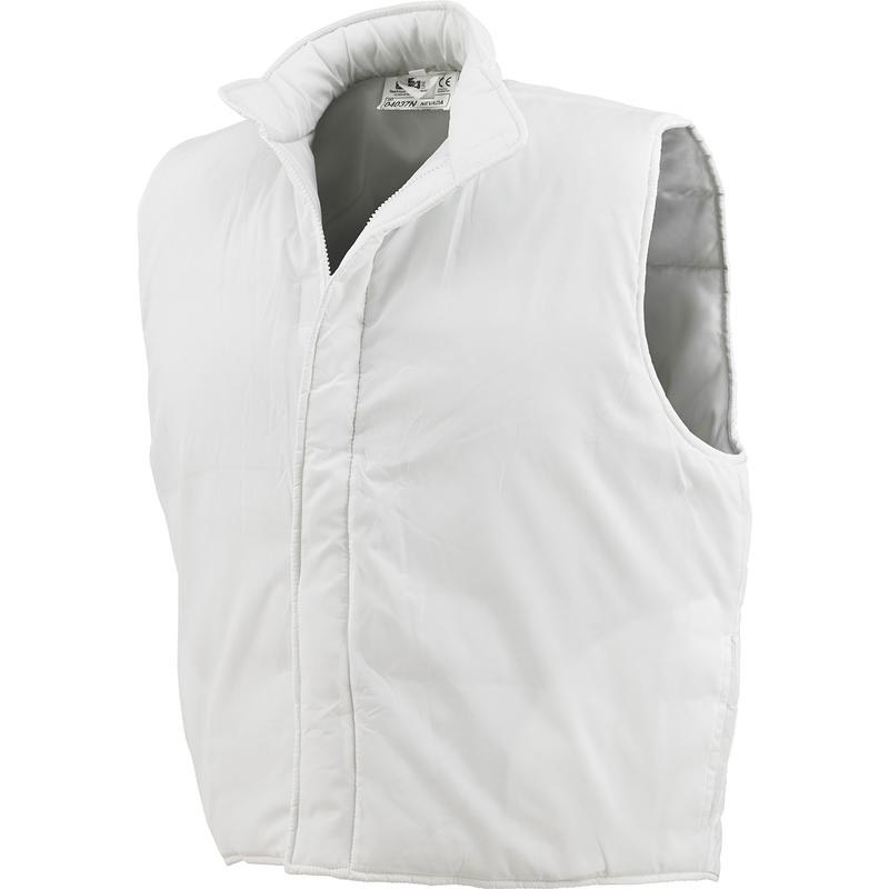 Gilet New Nevada - Bianco Issa 04037N