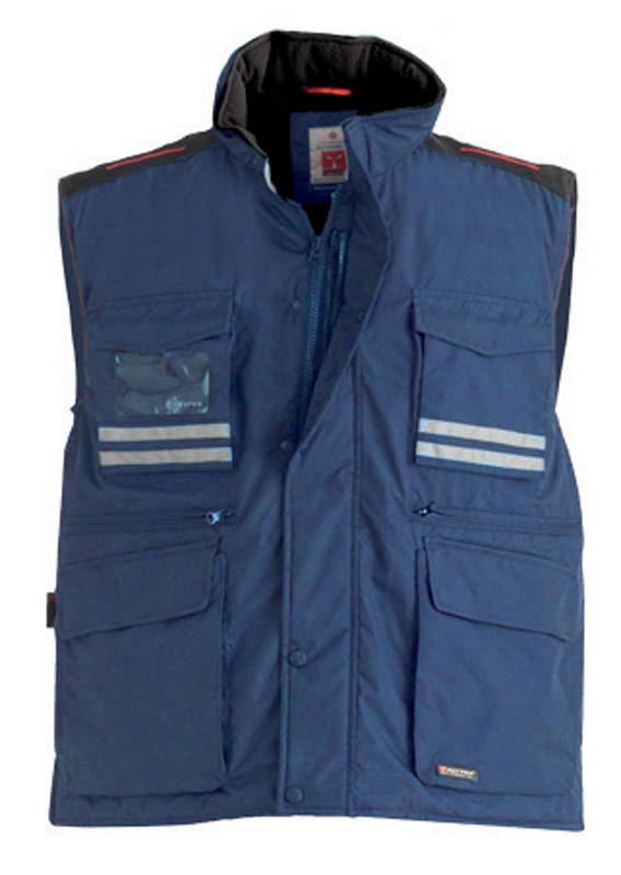 Gilet Payper Flight in Ripstop Water Resistent Donna
