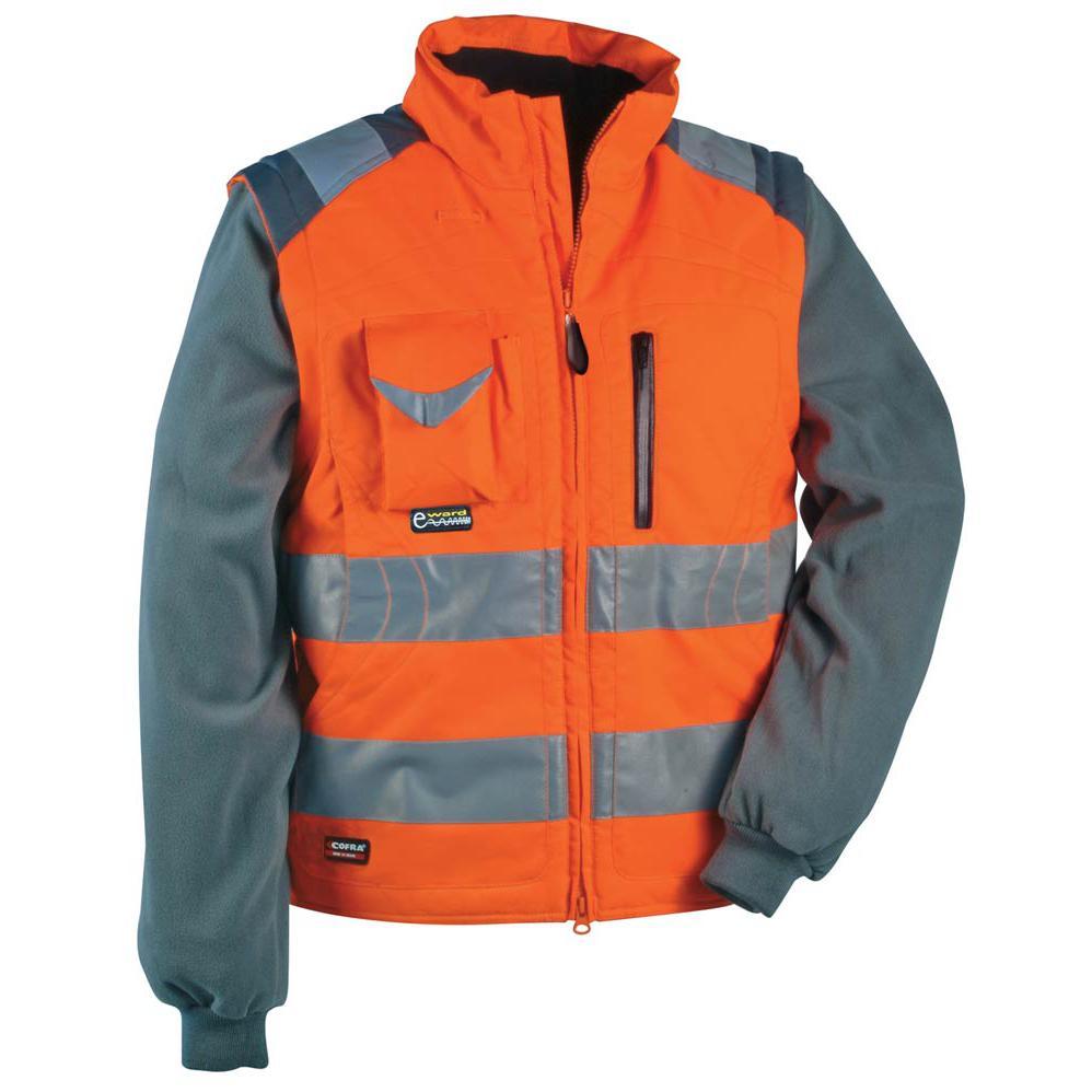 hot sale online 5941e 372ac Giubbini alta visibilità: per la sicurezza sul lavoro - Best ...