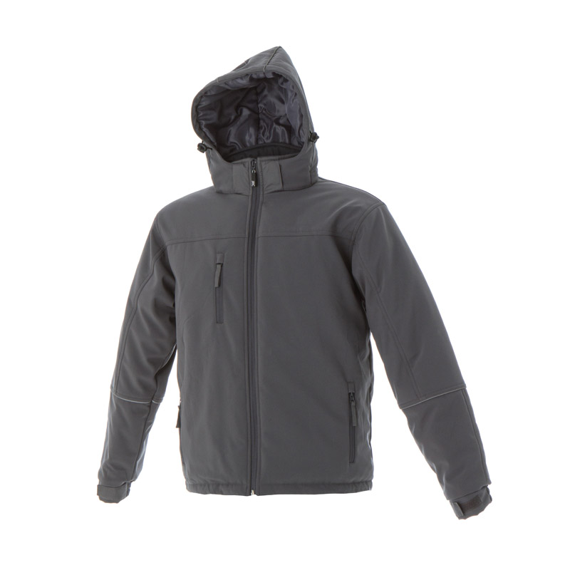 Giubbino in softshell JAMESROSS-BERING