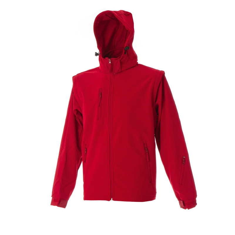 Giubbino in softshell JAMESROSS-BRUNICO