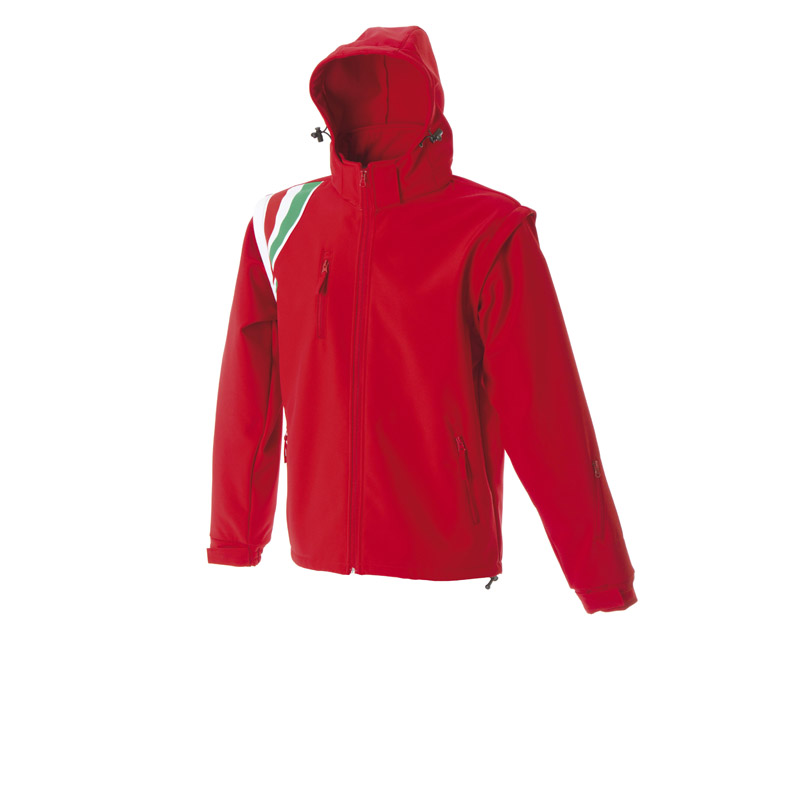 Giubbino Softshell JAMESROSS-COURMAYEUR