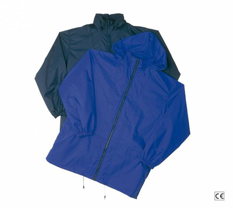 Kway Nylon Blu, Royal Blue-Tech 900