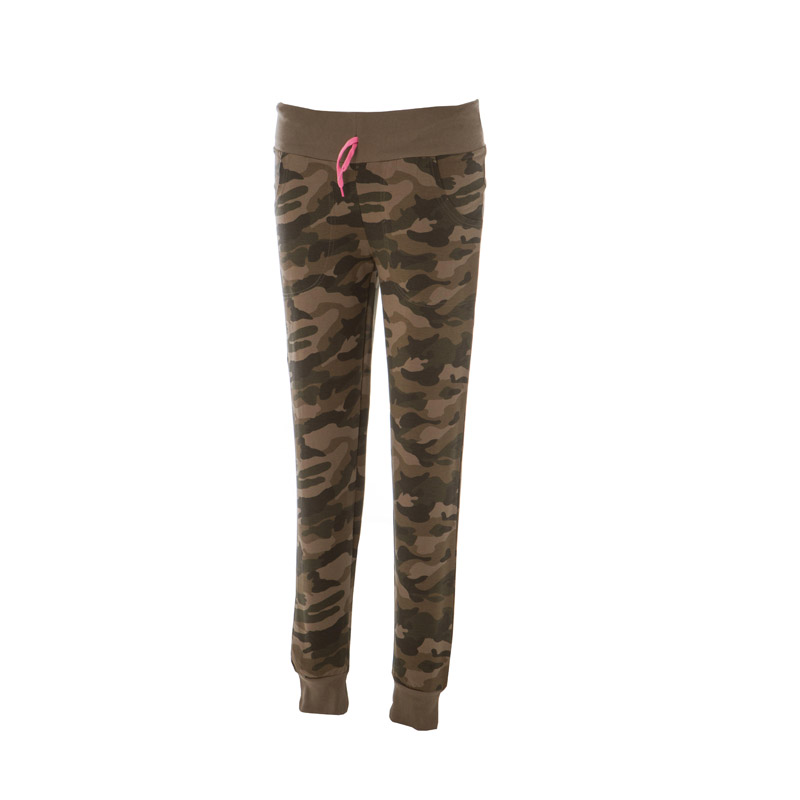 Pantalone in felpa leggera JAMESROSS-DAMASCO LADY