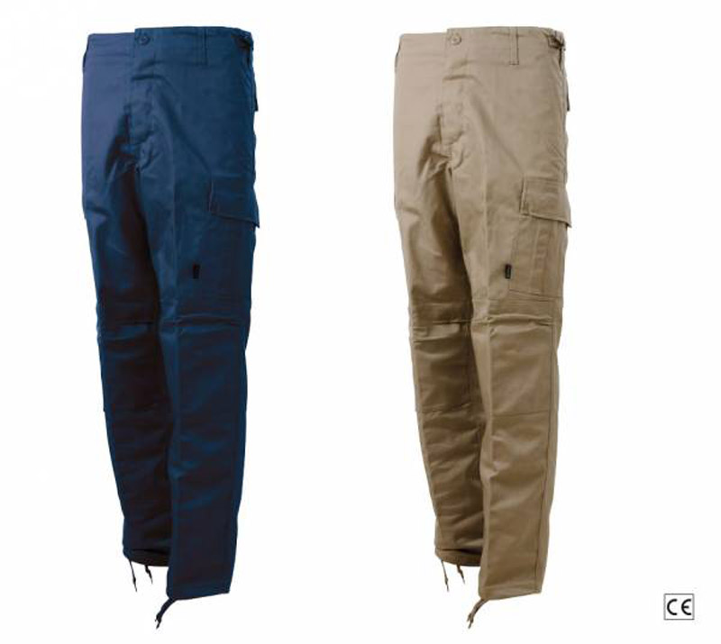 Pantalone Multitasche Blue-Tech 590