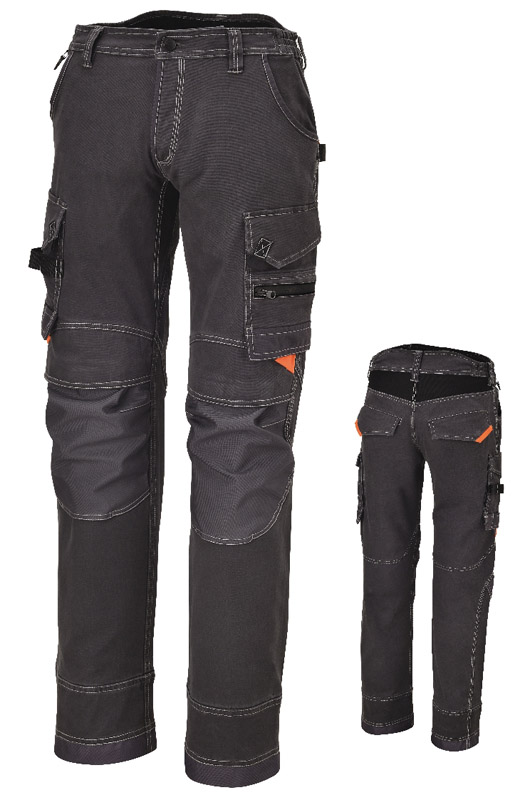 Pantaloni Beta Multitasche Grey Art 7816G 078160000
