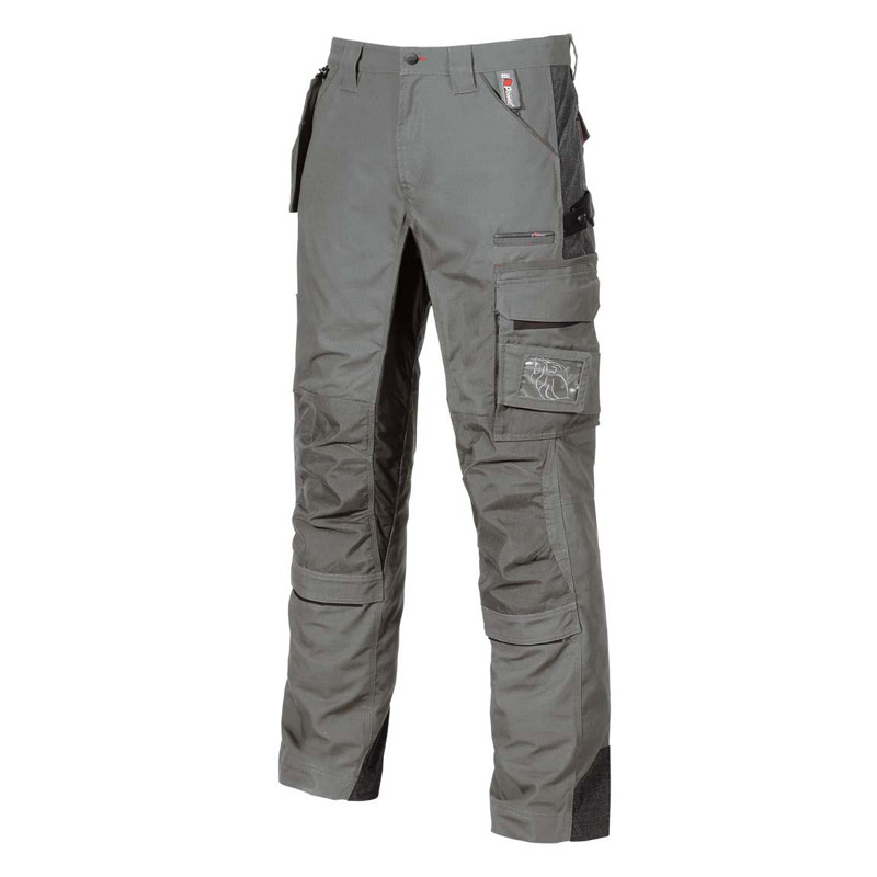 Pantaloni da lavoro U-POWER RACE, multitasche