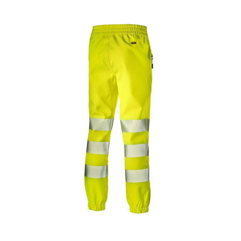 pantaloni diadora giallo