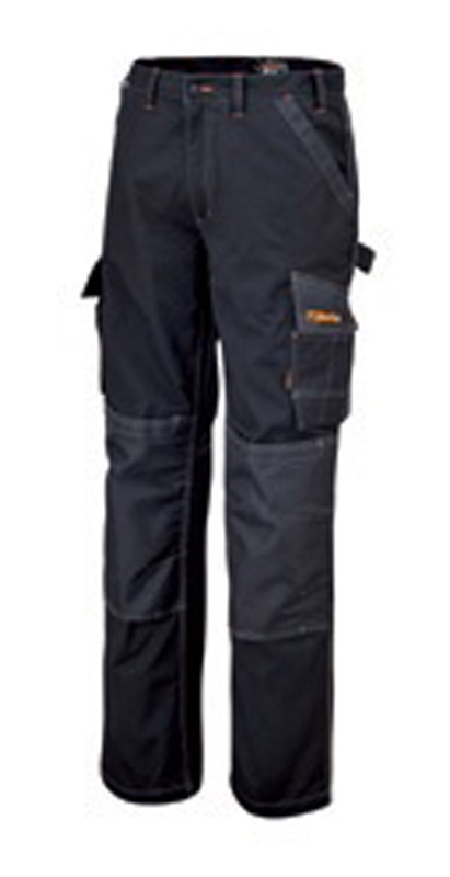 Pantaloni Multitasche Beta 7815N Nero