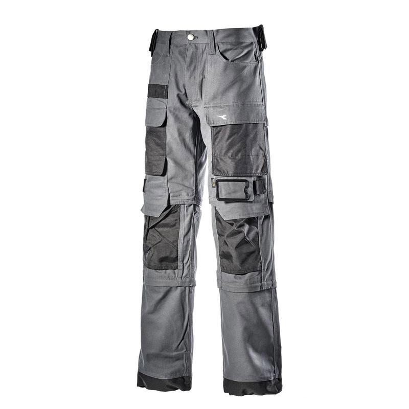 Acquistare pantaloni diadora utility grigio Economici  OFF56% scontate f202bc2cecf