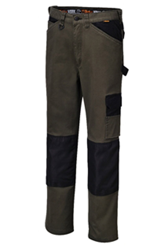 Pantaloni Work Twill-Str Brown Y BETA-079100100 art 7910Y