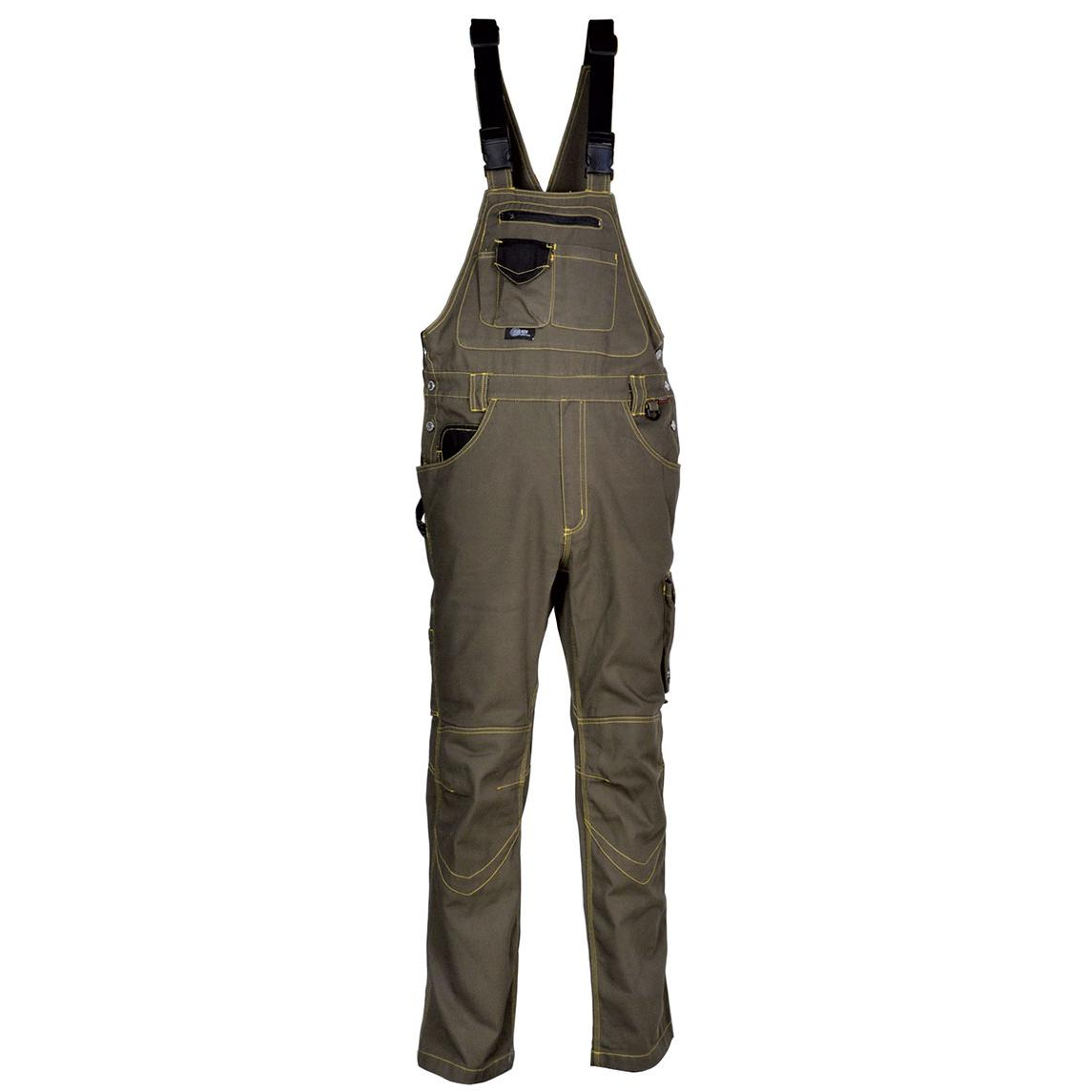 Salopette cofra pocket 290 grmq serie workwear