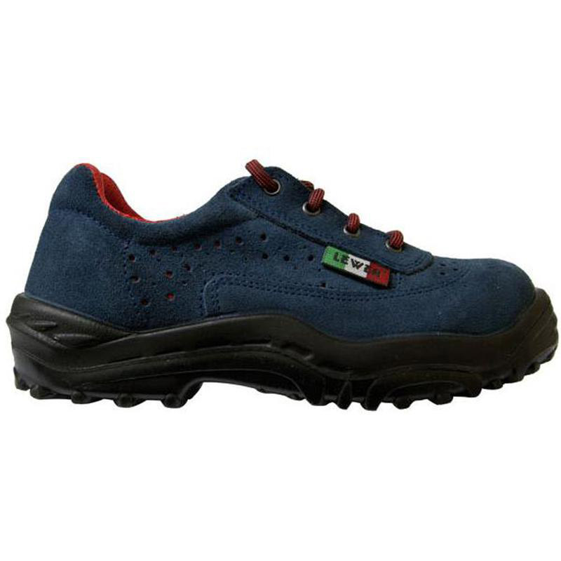 Scarpe Antinfortunistiche Lewer 105 S1P Serie Flex-Light