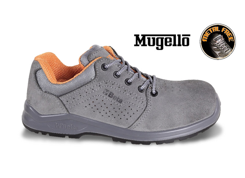 Scarpe B-Plus Beta Mugello Basse Scam. S1P Grey Pg Art 7211Pg 072110435