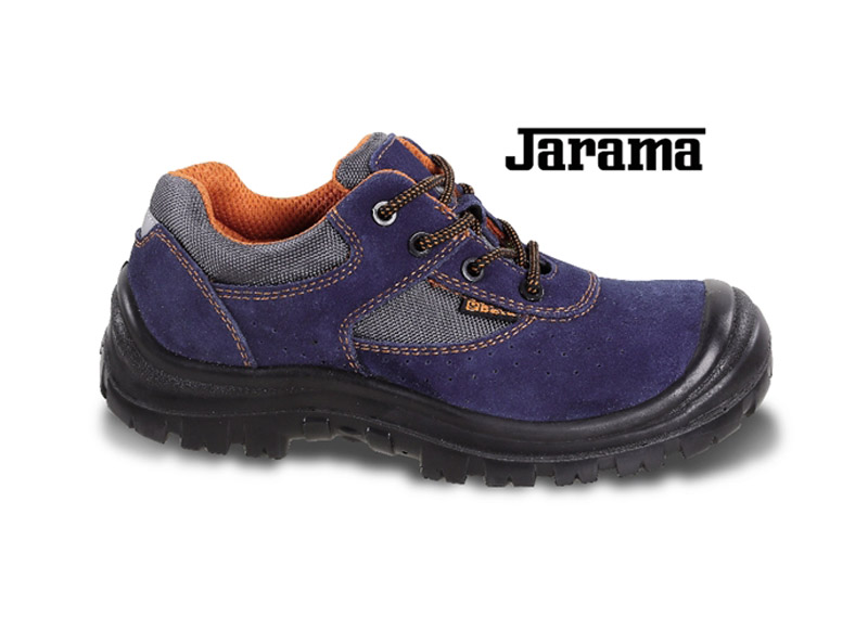 Scarpe B-Plus/E Beta Jarama Low Blu S1P Pe Art 7224Pe 072240135