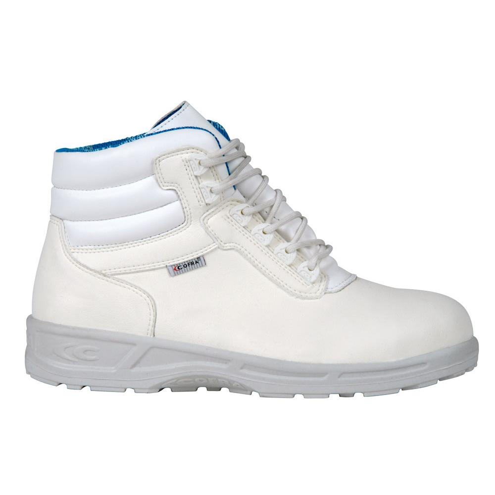 Scarpe Antinfortunistiche Cofra Lab White