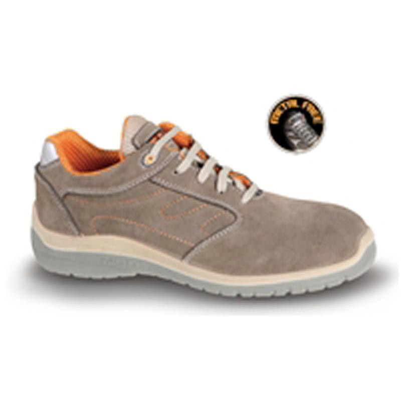 Scarpe Scamosciate Beige F.Do Racing Kk 35 BETA-073140135 art 7314KK