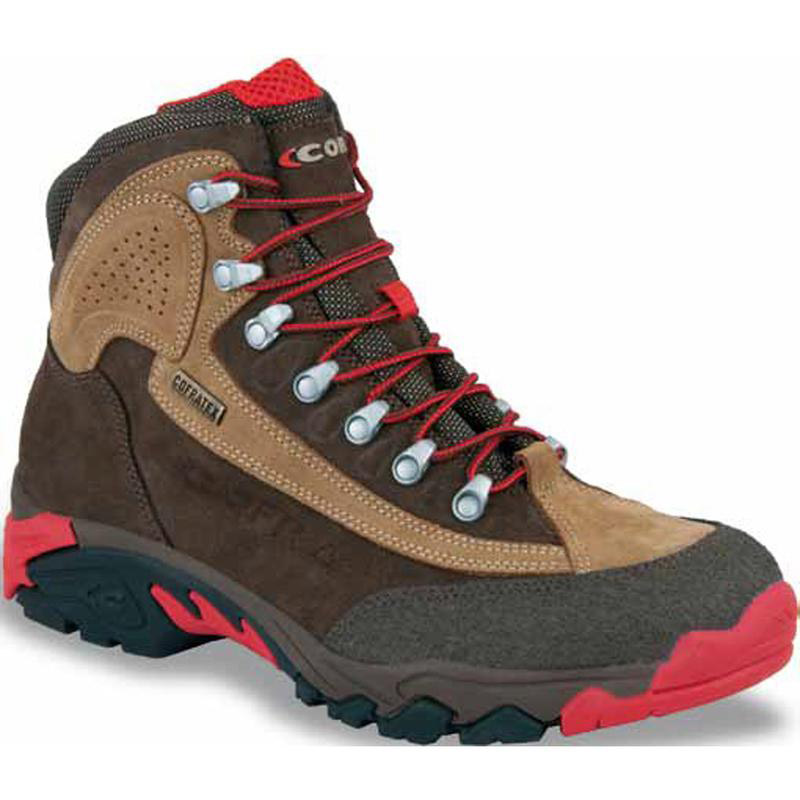 Scarponcino Trekking Cofra Crackdown Light Brown