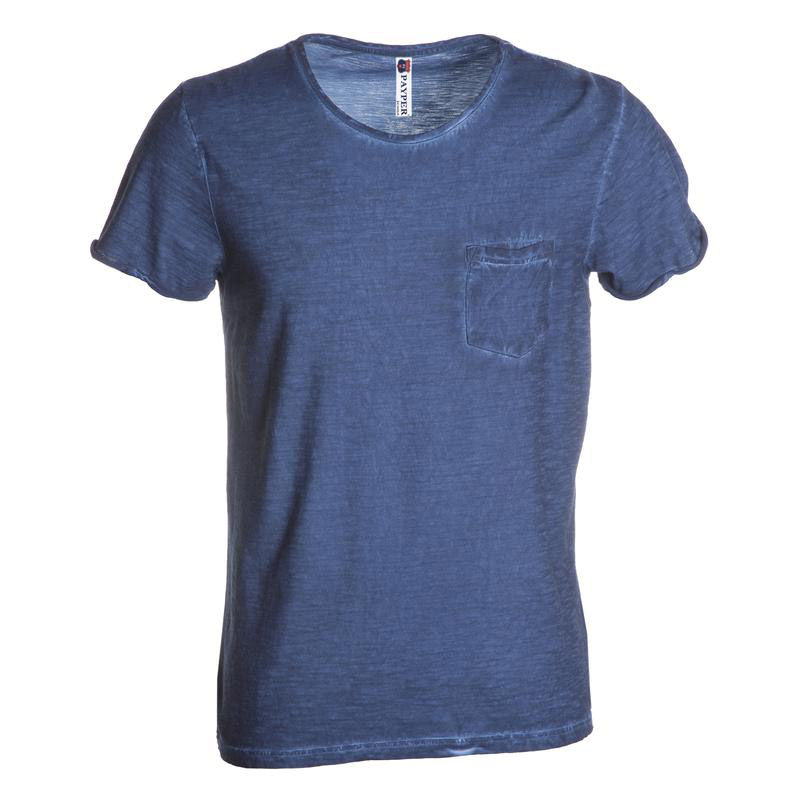 T-Shirt Payper Discovery Pocket Manica Corta Con Taschino