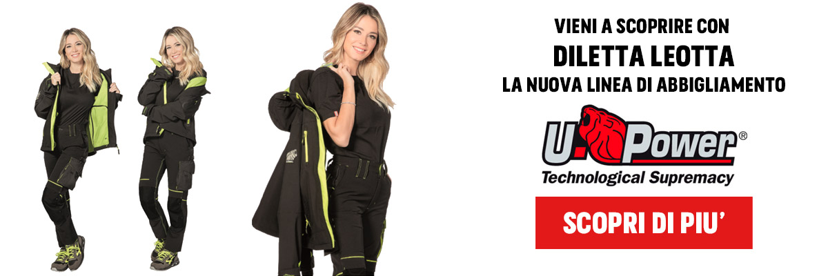 Nuova Linea Upower Future Bestsafety
